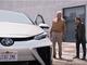 """これが30年前に思い描いた""""MIRAI""""か、トヨタが米国で燃料電池車発売"""