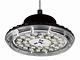 高天井の水銀灯、LEDで省エネ・小型化・明かりの質