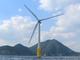 世界で初めて台風直撃に耐えた浮体式洋上風力発電、課題はコストと設置方法
