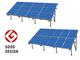 「自分で設置可能な太陽光発電所」に新シリーズ、両面ガラスパネルを採用