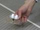 スマホの充電を壁から行う時代か、戸田建設らがワイヤレス給電建材を実証