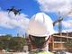 建設現場の測量をドローンで簡単に、自動操縦・自動撮影のアプリが登場