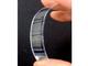 新聞より薄い「曲がる」太陽電池、インクジェット印刷で実現