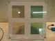 「発電する窓」、透明な有機薄膜太陽電池で実現