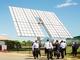 太陽光を追尾する集光型、住友電工が豪州で実証を開始