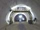交通規制なしで、トンネル全断面を点検