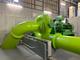 落差55.7mを利用して830世帯分を発電、長野県塩尻市で水力発電所が稼働