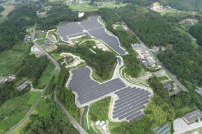 阿久根第一・第二太陽光発電所