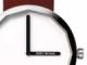 深澤直人氏デザインの腕時計「TWELVE」、2010年秋冬モデルはボルドー色の皮革バンド