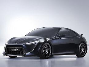 トヨタ自動車 世界唯一の水平対向FRスポーツコンセプト「FT
