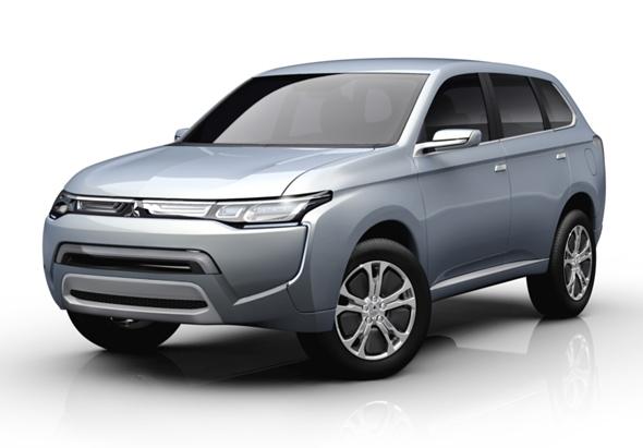 どうなる「i-MiEV」、SUVをEV技術で実現する三菱自動車