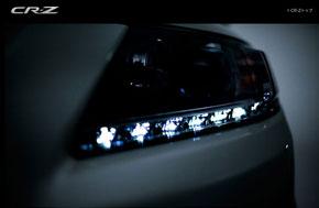 ホンダ、第2世代の「CR-Z」は9月27日デビュー?
