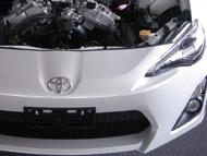 トヨタ、オートサロン2013でツインチャージャーのFRコンセプト