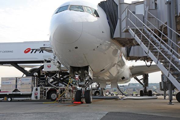 機内預け荷物の行方