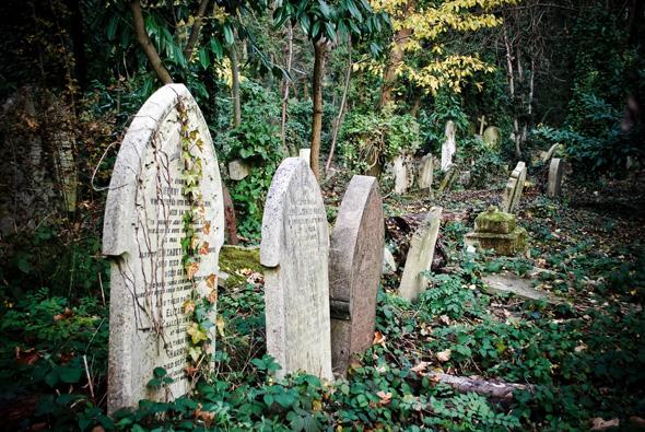 ハイゲイト墓地