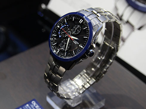 54b6fac0f0 OCEANUSの新製品「OCW-T2600」10万円。2013年10月に発売したハイエンドモデル「OCEANUS Manta(マンタ)  OCW-S3000」と同じ、6モーターを搭載したモジュールを使用して ...