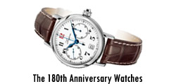 The 180th Anniversary Watches