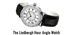 The Lindbergh Hour Angle Watch