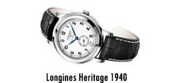 Longines Heritage 1940