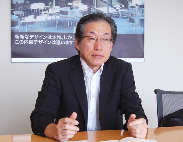 オートデスクのテクニカル スペシャリスト 清水卓宏氏