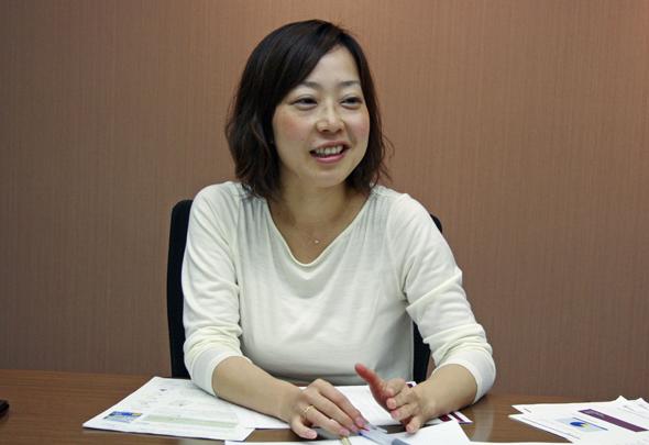 清田陽子氏
