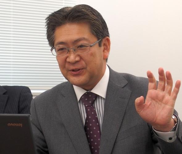 スマートインサイト株式会社 ソリューションセールスグループ プロフェッショナルマネージャー 市川洋一氏