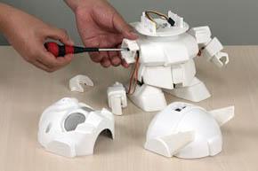 ロボットキット「Rapiro(ラピロ)」
