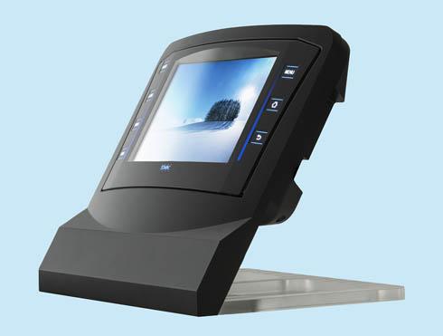 静電容量方式の曲面タッチパネル「CapSleek Touch」