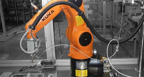 KUKA小型ロボット KR AGILUS