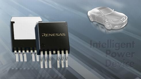 車載リレー置き換え用低オン抵抗インテリジェントパワーデバイスのイメージ