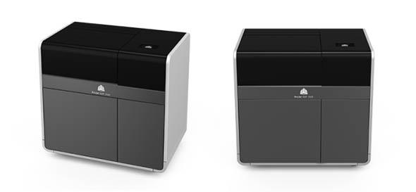 3D Systems製プロフェッショナル3Dプリンタ「ProJet MJP 2500シリーズ」