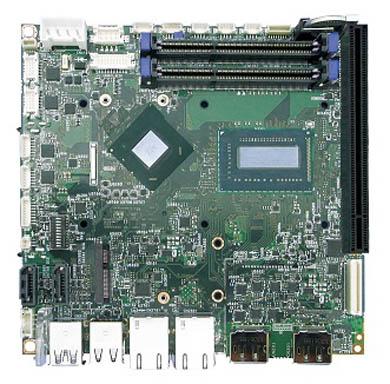 小型サイズのCPUボード「SX-8030」