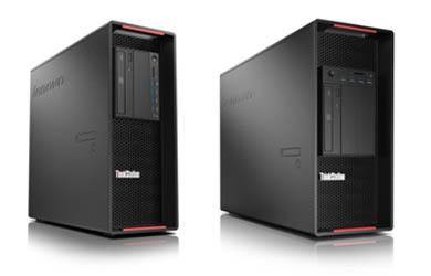 (左)ThinkStation P710/(右)ThinkStation P910