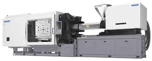 電気式射出成形機「NEX360IV-100LE」