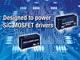 +20/−5V出力のSiC MOSFET用絶縁型DC-DCコンバーター