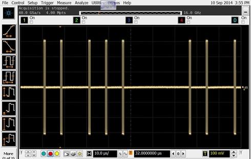U7243Bソフトウェアによる解析パターン例