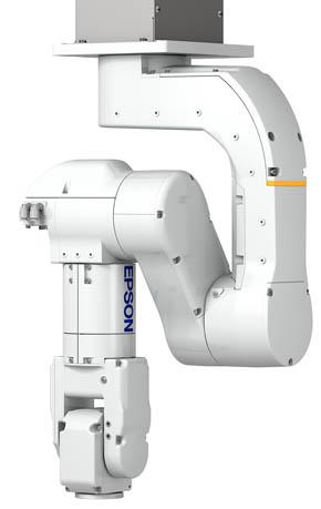 新開発の折り畳み式スリムアームを採用した小型6軸ロボット「N2-A450」