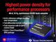 最大出力電流40A、入力電圧16Vの同期整流降圧型DC-DCコンバーター