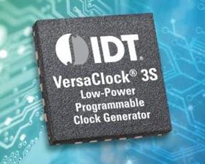 プログラマブルクロックジェネレーター「VersaClock 3S」