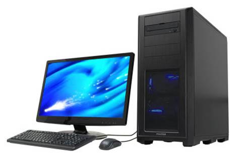第5世代インテルCoreプロセッサ(Broadwell-E)搭載のタワー型デスクトップPC「GBシリーズ」