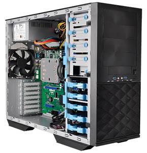 インテル次世代Xeon Phi「Knights Landing」搭載のタワー型ワークステーション「TS1221-WKL」