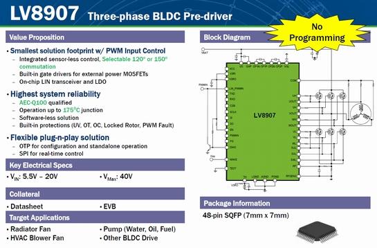 LV8907UWの概要
