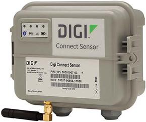セルラーゲートウェイ「Digi Connect Sensor」