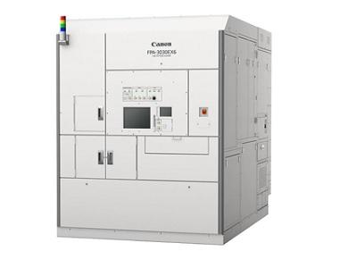 半導体露光装置「FPA-3030EX6」