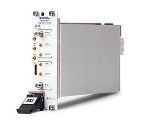 ベクトル信号トランシーバー「NI PXIe-5840」