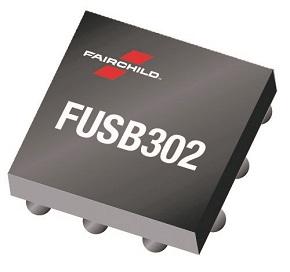 Type-Cに対応したUSBコントローラー「FUSB302B」