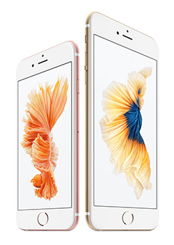 Apple「iPhone 6s/6s Plus」
