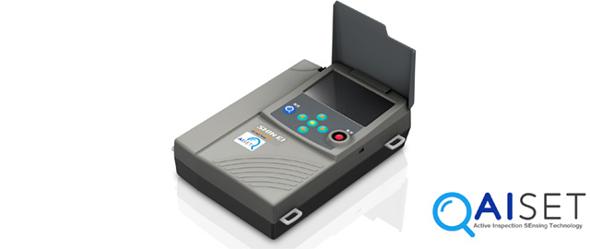 図1 新栄電子計測器とオムロンが開発したPV用直流安全検査装置「DC Fault Tester」 出典:オムロン