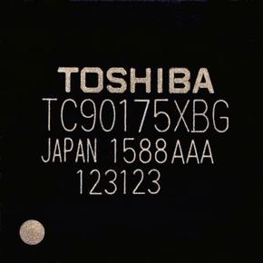 車載向け映像処理IC「TC90175XBG」
