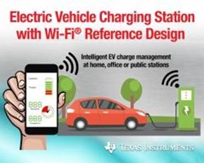 EV充電レファレンスデザインの製品イメージ